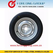165/70R13 trazano tralier tyres wheels