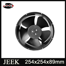 Round shape industrial ac cooling fan motor 220v