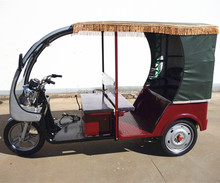 wholesale electric auto rickshaw in China; three wheel motor tricycle