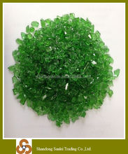 colored glass chips for terrazzo floor