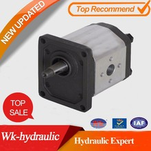 Stable performance stainless steel gear pump