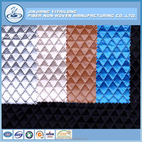 Wholesale Top Quality Nylon Ultrasonic Wadding Quilting Fabric in China