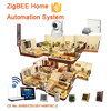 2015 factory price Trade Assurance zigbee smart homes systems with android/ios apps control