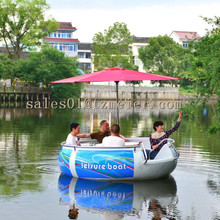Meier popular electric motor water taxi boat for sale