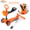 cheap 3 in 1 mini kick scooter for kids