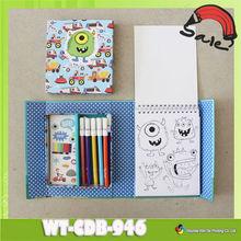 wt-cdb-946 Profesional libro de color para el niño