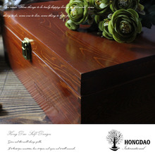 HONGDAO 2016 popular glossly shoe box,popular design wood box,unique shoe box