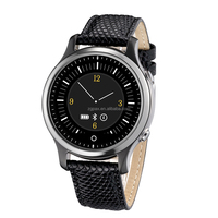 2015 New style bluetooth and leather smartwatch S360 smart watch for android and ios mobile phone