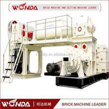 High Profitable WangDa Brick Making Machine Production Line