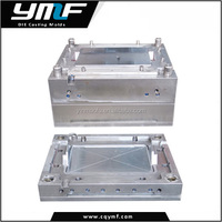 2015 Plastic Injecting Auto Parts Molds Die Casting Die