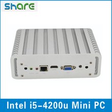 Cheap mini nettop pc with Intel i5 4200U dual core 1.6GHz-2.6GHz CPU