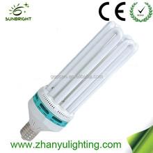 Factory make 6u energy saving lamp bulb CFL 125w T5 with high power