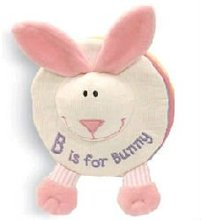 gund b is for bunny cloth book