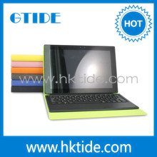 Gtide K559 colorful keyboard cover for windows 8 tablet pc new product 2014 innovation