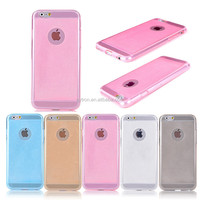 Promation cheap transparent ultra smartcell tpu case for iphone 6/6s case