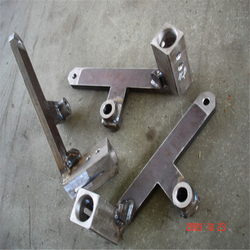 high quality machine parts,welding parts(OEM services)