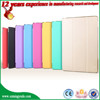 For iPad Air 2 folding leather standing case from China factory