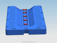 New high quality plastic Jet Ski floating dock for sale
