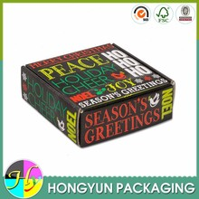 cheap factory made food packaging box /direct food contact