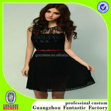 china roupas dancing dresses raschel lace fabric