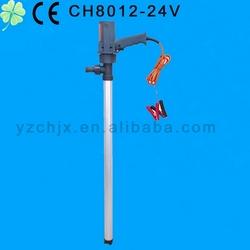 CH8012 CE Certificate oil rotary drum pump/electric barrel pump/electric vanes pump