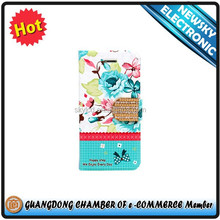 Competitive price leather case for samsung galaxy trend lite gt-s739