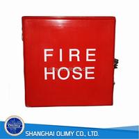 Olimy Fiberglass fire hose cabinet SMC frp fire protection cabinet for hot sale