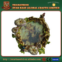Pewter material factory latest design of photo frame