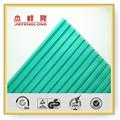 Colorido de policarbonato twinwall hoja para tragaluz de la azotea y carport