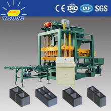 QTJ4-25 ecological brick machine soil cement/fly ash bricks/blocks making machine