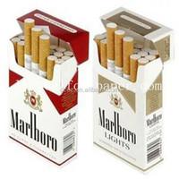 OEM Customized paper cigarette packs