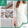2015 fashion knitting Indian cord lace fabric lace drapery fabric/white lace fabric for garment