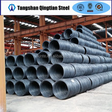 jiujiang sae1008 hot rolled low carbon steel wire rod price