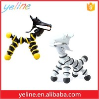 HOT!!! horse shape bracket tripod holder for mobile