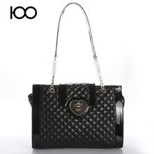 fashion brand wholesale genuine leather handbag, custom handbag guangzhou