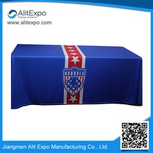 Portable hot sale acrylic table cover