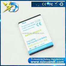 Compatible Mobile Phone Battery for S5830 Fit mobile phone 5830
