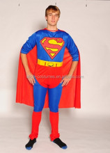 Halloween Super hero costumes Carnival adult Robin Superman cosplay costume