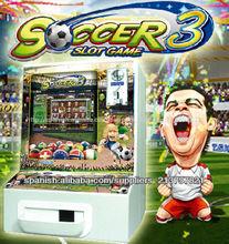 MYV-S3: video juego: SOCCER 3
