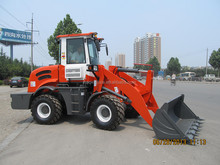 popular 2.0T mini loader, 4WD best quality and price