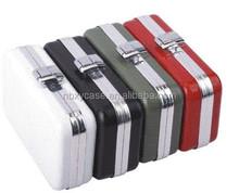 custom new design aluminum gift box aluminum electronic box aluminum watertight box