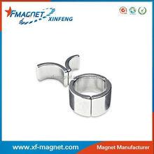 Industrial Permanent Magnet Arc Linear Motor Application