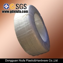 Factory supply PE nose wire,PP nose wire,plastic nose strip for face mask