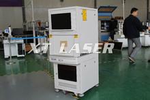 Mp3 alibaba express10W/20W Ring, metal, plastic Fiber laser marking machine