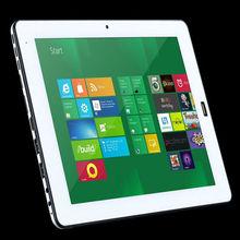 Slim design 9.7inch China cheap Intel Bay trail N2860 windows 8 tablet pc 3g phone