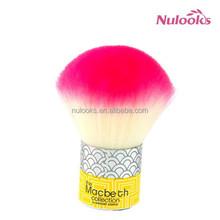 2015 new design lovely high quality kabuki brush makeup brush