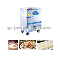 LC-DCFC-6 electric industrial rice steamer with 6 trays,food steamer,electric rice commercial steamer
