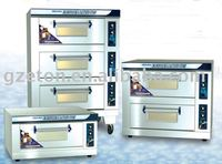 Electric Far Infrared Bread Baking Ovens