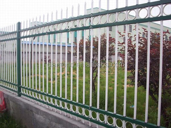 Decorative Metal Fence/garden Iron Fence/home Steel Grills Fence ...