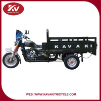150cc/200cc/250cc/300cc three wheel motorcycle with windshield for cargo